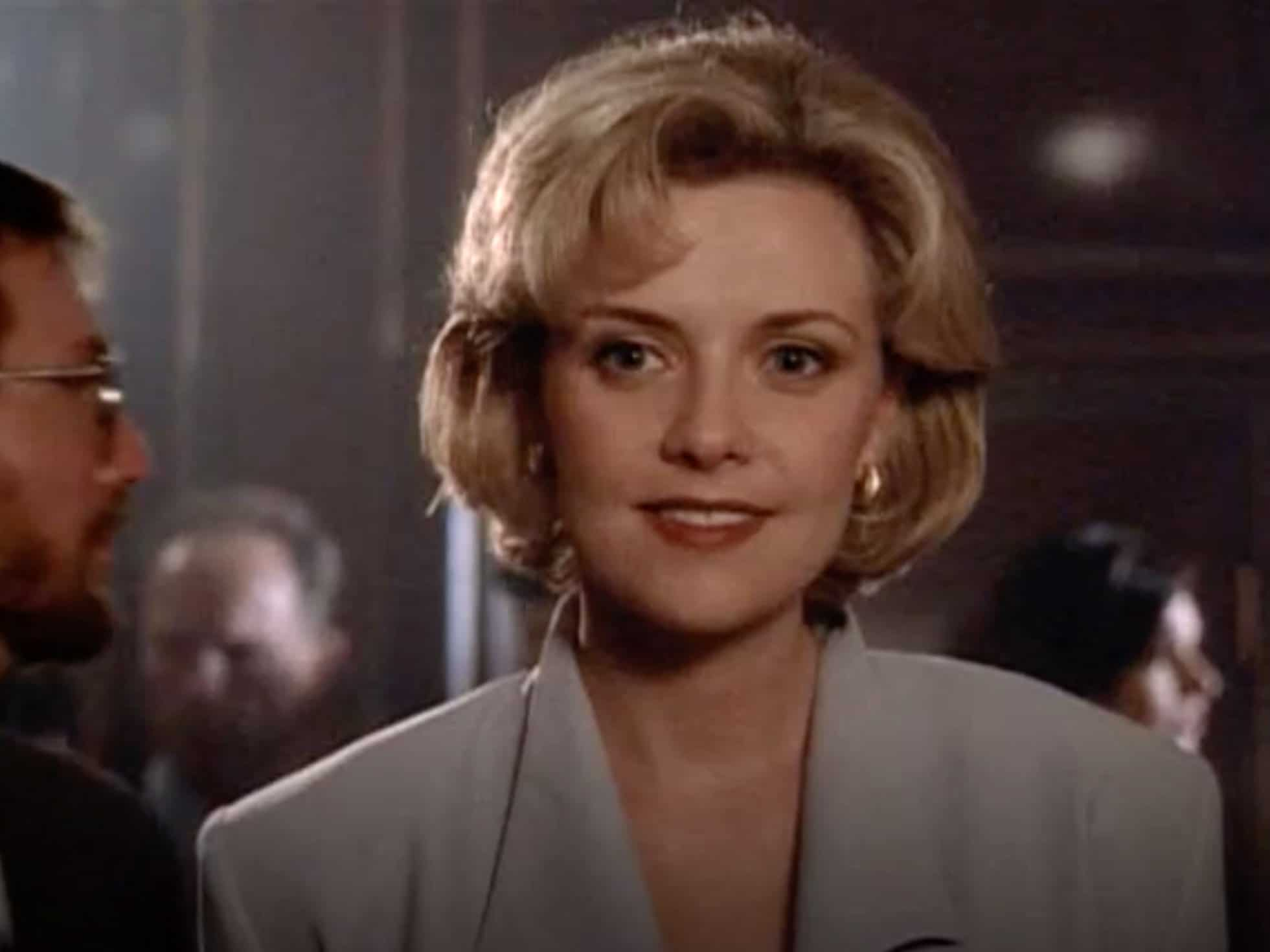 Amanda Tapping X Files amanda tapping in the x-files